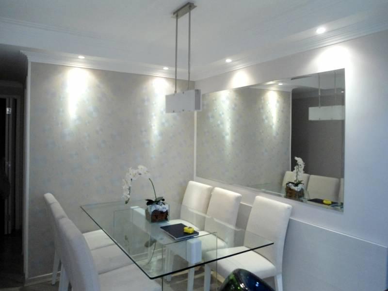 Espelho para Decorar Sala de Jantar Preço Tucuruvi Espelho para Decorar Sala de Jantar Box  -> Decoração De Sala De Jantar Com Espelho Redondo