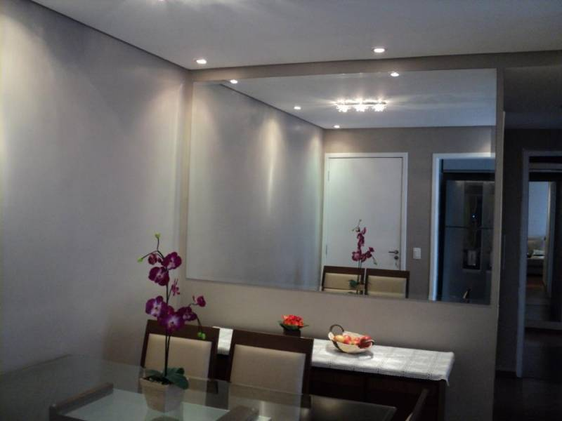 Quanto Custa Espelho Decorativos para Sala de Jantar Higienópolis - Espelho para Decorar Sala de Jantar